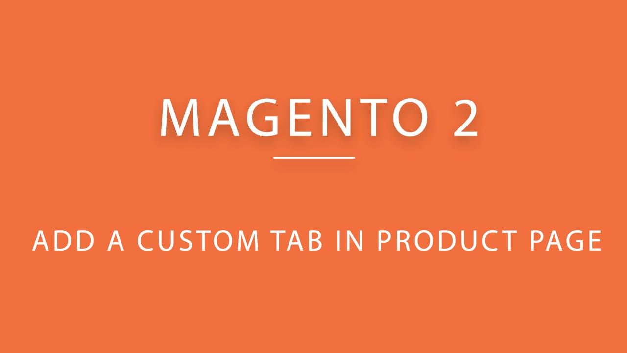 Magento2 Custom Tab Plugin